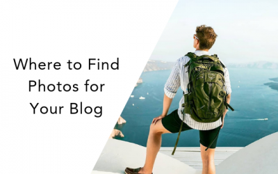 Where to Find Photos for Your Blog